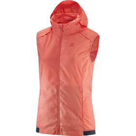 Salomon Agile Løbevest Damer orange